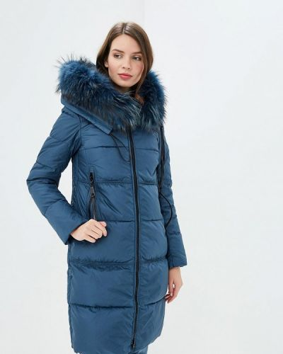 Зимняя куртка утепленная осенняя La Reine Blanche
