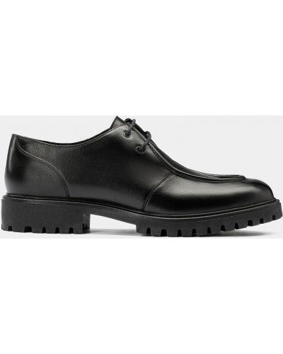 Черные туфли осенние Ralf Ringer