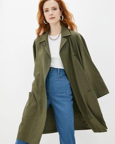 Зеленый пиджак Be Main