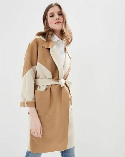 Пальто - коричневое Tantino