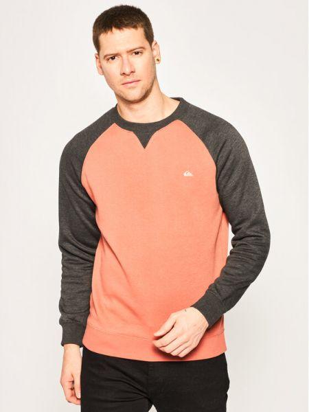 Pomarańczowa bluza na co dzień Quiksilver
