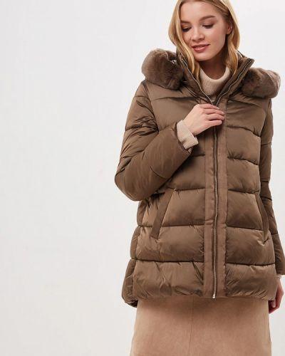 Утепленная куртка - оранжевая Conso Wear