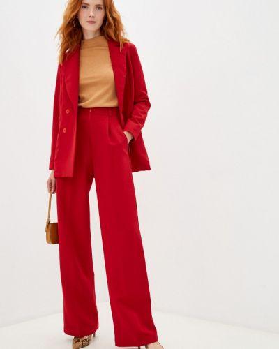 Красный весенний костюм Irma Dressy
