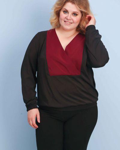 Шифоновая блузка Jetti-plus