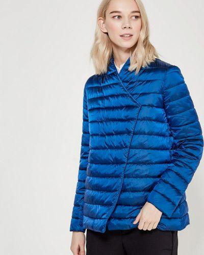 Синяя утепленная куртка Conso Wear