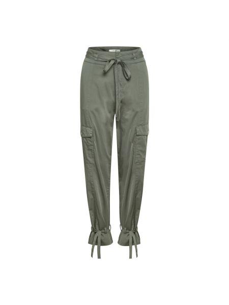Spodnie khaki Gestuz