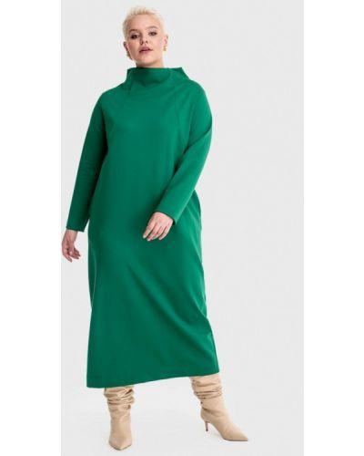 Платье - зеленое W&b