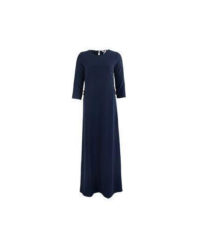 Синее вечернее платье P.a.r.o.s.h.