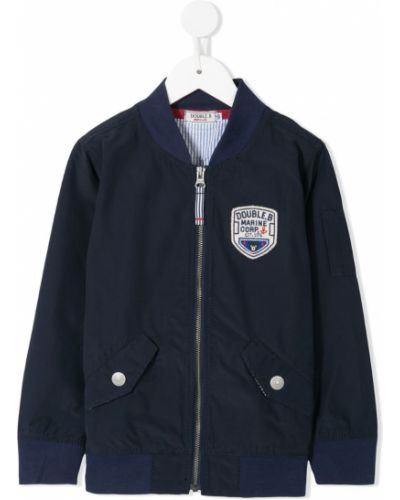 Куртка домашний синий Miki House