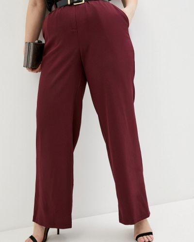 Классические брюки - красные Jp