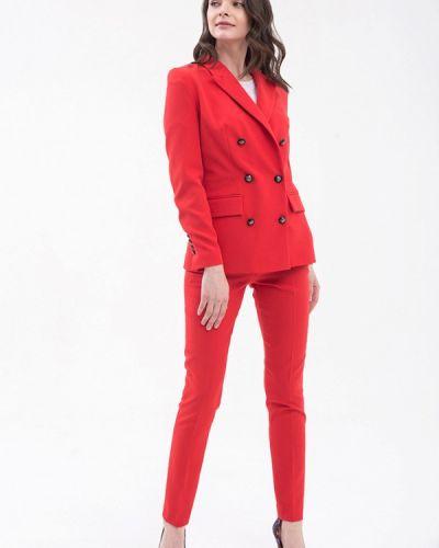 Брючный костюм красный Tzetze