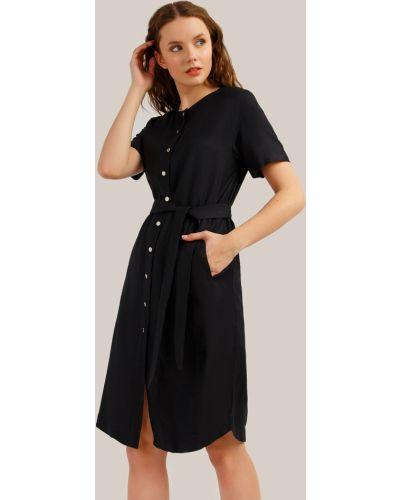 Платье платье-сарафан из вискозы Finn Flare