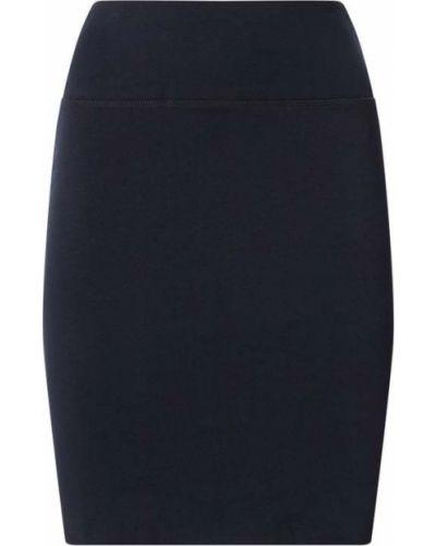 Niebieska spódnica bawełniana Kaffe