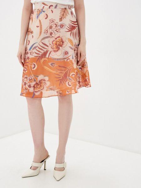 Оранжевая юбка Adl