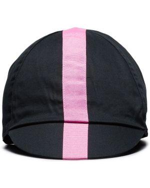 Хлопковая кепка - черная Rapha