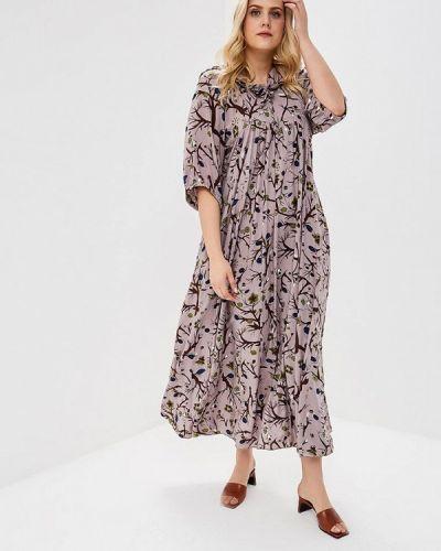 Платье прямое весеннее Kr
