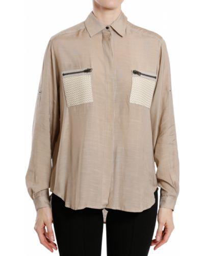 Рубашка - бежевая Hotel Particulier