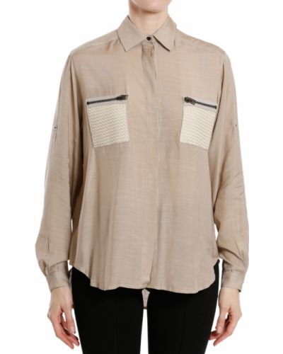 Рубашка бежевый Hotel Particulier