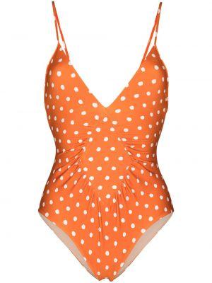 Пляжный купальник - оранжевый Adriana Degreas