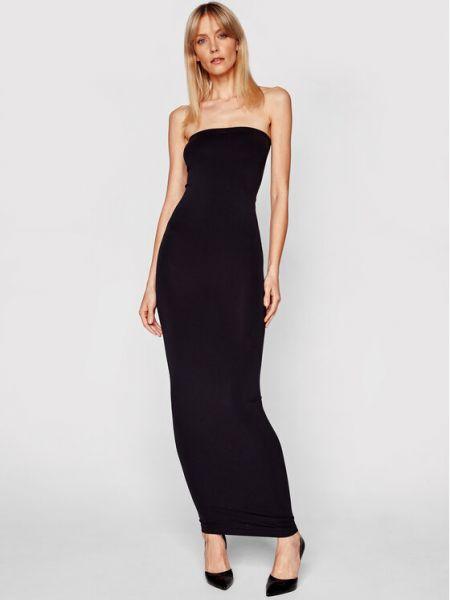 Czarna sukienka wieczorowa Wolford