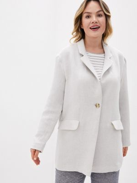 Пиджак - серый Modress