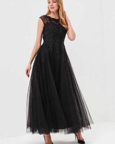Платье черное Paccio