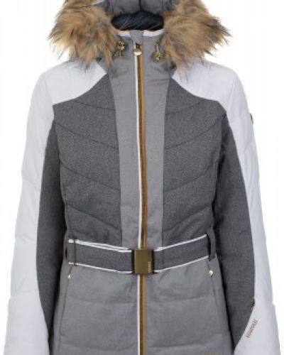 Куртка с капюшоном горнолыжная укороченная Volkl