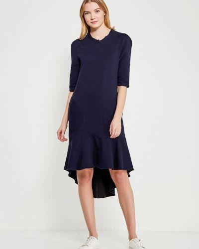Платье весеннее синее Love & Light