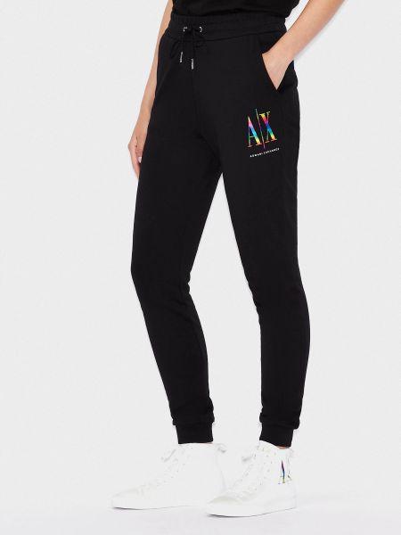 Повседневные спортивные брюки Armani Exchange