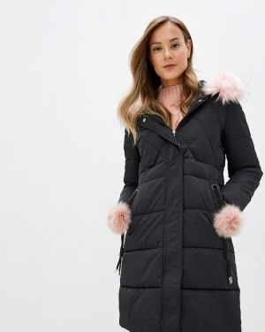 Зимняя куртка утепленная черная Fresh Cotton