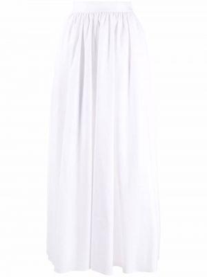 Белая юбка длинная Elie Saab