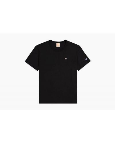 T-shirt bawełniana - czarna Champion