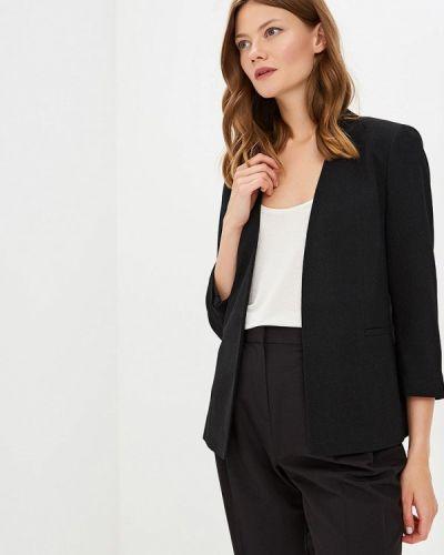 Черный пиджак осенний Wallis
