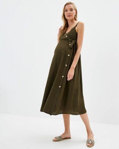 Сарафан - зеленое Dorothy Perkins Maternity