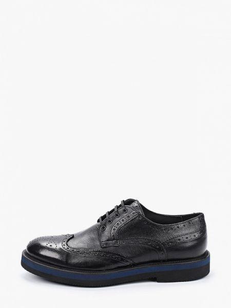 Туфли черные F.lli Rennella