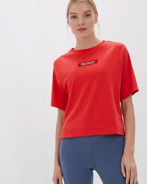 Спортивная футболка - красная Anta