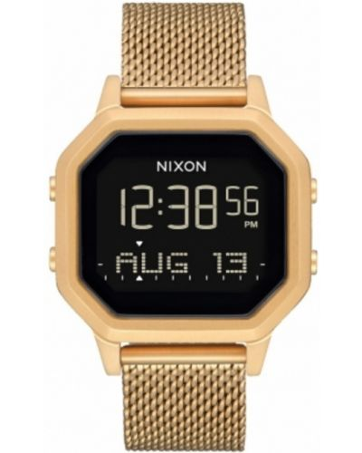 Zegarek - żółty Nixon