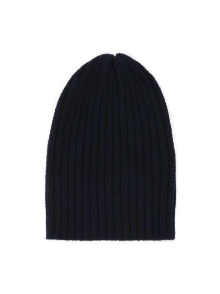 Niebieska czapka Fedeli