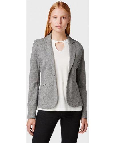Пиджак серый турецкий Tom Tailor