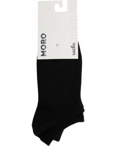 Носки короткие - черные Moro