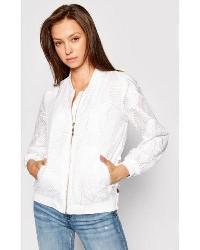 Biała kurtka sportowa Liu Jo Sport
