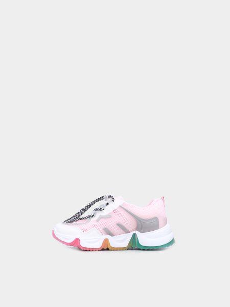 Кроссовки - розовые Crosby