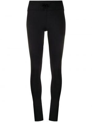 Sportowe spodnie czarne na jogę Filippa-k Soft Sport