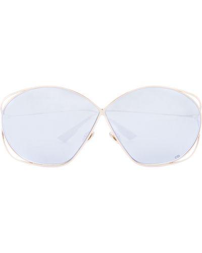 Солнцезащитные очки для зрения металлические Dior (sunglasses) Women