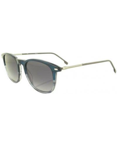 Niebieskie okulary Hugo Boss