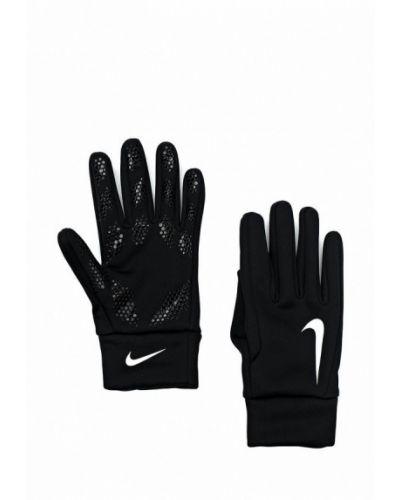 Черные перчатки 2018 Nike
