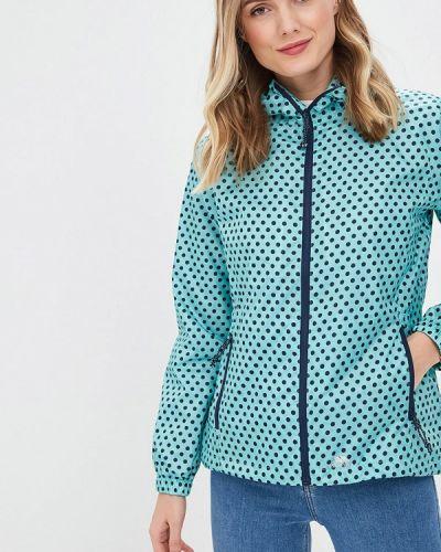Куртка весенняя голубая Trespass