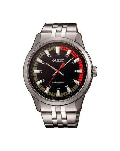 Часы водонепроницаемые кварцевые спортивные Orient