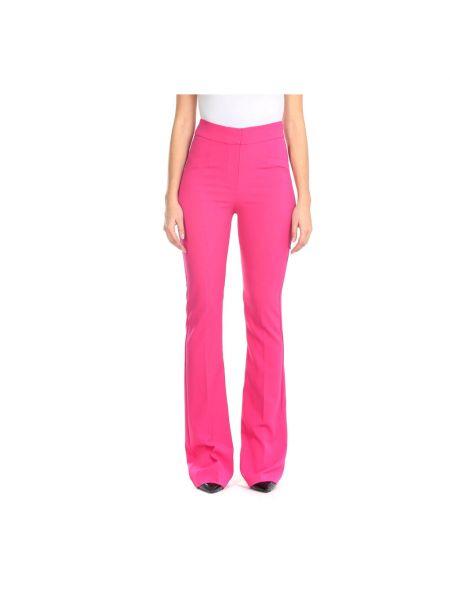 Różowe spodnie Alessia Santi