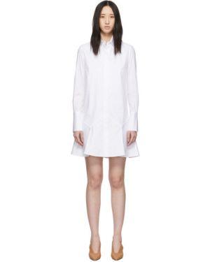 Платье мини с вышивкой макси Victoria, Victoria Beckham